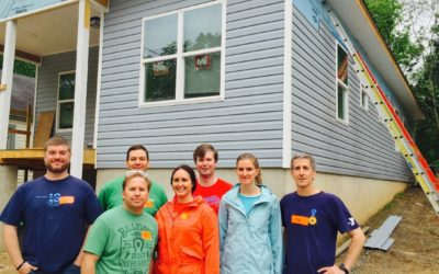 Bugg and Wolf Attorneys Participate in Local Habitat for Humanity Project